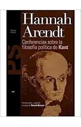 Papel CONFERENCIAS SOBRE LA FILOSOFIA POLITICA DE KANT