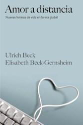 Libro Amor A Distancia