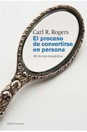 Papel PROCESO DE CONVERTIRSE EN PERSONA (CONTEXTOS 52060)
