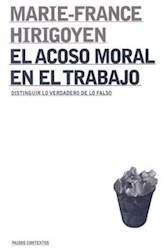 Papel Acoso Moral En El Trabajo, El