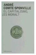 Papel CAPITALISMO ES MORAL (PAIDOS CONTEXTOS 52094)