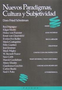 Papel Nuevos Paradigmas,Cultura Y Subjetividad