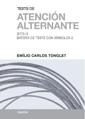Papel Tests De Atencion Alternante Bts-2 (Bateria De Tests Con Simbolos 2)