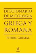 Papel DICCIONARIO DE MITOLOGIA GRIEGA Y ROMANA (LEXICON 43002)