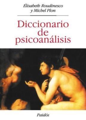 Papel Diccionario De Psicoanalisis (T. Dura)