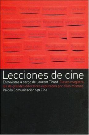 Papel Lecciones De Cine. Clases Magistrales De Grandes Directores