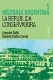 Libro 5. Historia Argentina