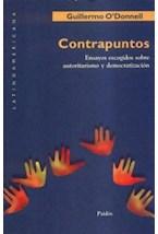 Papel CONTRAPUNTOS (ENSAYOS ESCOGIDOS SOBRE AUTORITARISMO Y DEMOCR