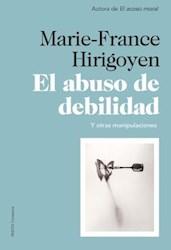 Papel Abuso De Debilidad, El