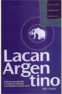 Papel LACAN ARGENTINO (ORIENTACION LACANIANA 73050)