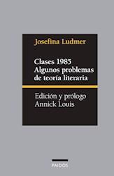 Libro Algunos Problemas De Teoria Literaria