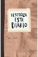 Papel DESTROZA ESTE DIARIO (TAPA MARRON)