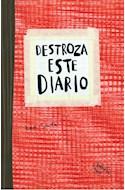 Papel DESTROZA ESTE DIARIO (TAPA ROJA)