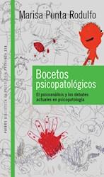 Libro Bocetos Psicopatologicos