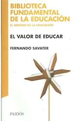 Papel EL VALOR DE EDUCAR