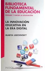 Papel LA INNOVACION EDUCATIVA EN LA ERA DIGITAL