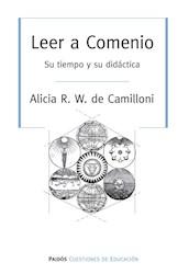 Libro Leer A Comenio