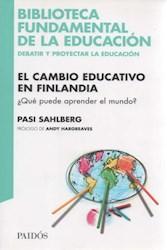 Papel Cambio Educativo En Finlandia, El