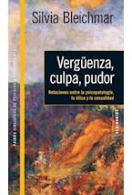 Papel VERGUENZA, CULPA, PUDOR.