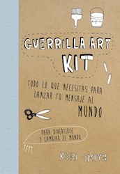 Libro Guerrilla Art Kit