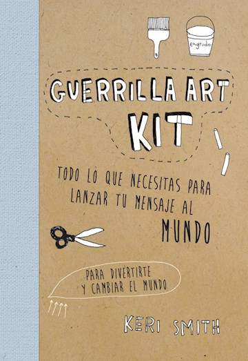 Papel Guerrilla Art Kit