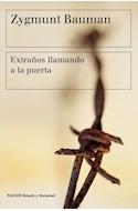 Papel EXTRAÑOS LLAMANDO A LA PUERTA (ESTADO Y SOCIEDAD)