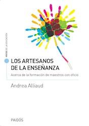 Libro Artesanos De La Enseñanza