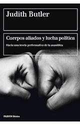 Papel CUERPOS ALIADOS Y LUCHA POLITICA (COLECCION BASICA 8076494)