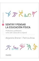 Papel SENTIR Y PENSAR LA EDUCACION FISICA