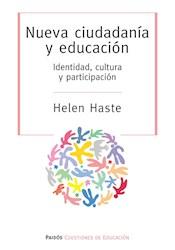 Libro Nueva Ciudadania Y Educacion