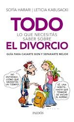 Libro Todo Lo Que Necesitas Saber Sobre El Divorcio