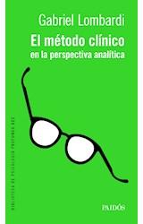 Papel EL METODO CLINICO EN LA PERSPECTIVA ANALITICA