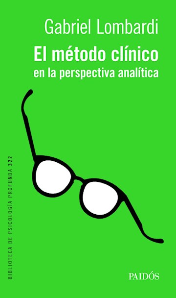 Papel El Método Clínico En La Perspectiva Analítica
