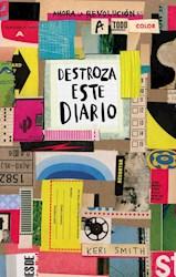 Libro Destroza Este Diario ( A Todo Color )
