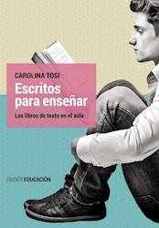 Libro Escritos Para Enseñar