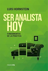 Libro Ser Analista Hoy