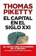 Papel CAPITAL EN EL SIGLO XXI (BOLSILLO) (RUSTICA)