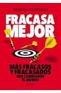 Papel FRACASA MEJOR MAS FRACASOS Y FRACASADOS QUE CAMBIARON EL MUNDO