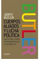 Papel CUERPOS ALIADOS Y LUCHA POLITICA HACIA UNA TEORIA PERFORMATIVA DE LA ASAMBLEA