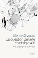 Papel CUESTION DEL ARTE EN EL SIGLO XXI NUEVAS PERSPECTIVAS TEORICAS