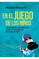 Papel EN EL JUEGO DE LOS NIÑOS (COLECCION PSI)