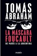 Papel MASCARA FOUCAULT DE PARIS A LA ARGENTINA