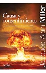 Papel CAUSA Y CONSENTIMIENTO LOS CURSOS PSICOANALITICOS DE JACQUES ALAIN MILLER