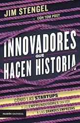 Libro Innovadores Que Hacen Historia
