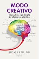 Papel MODO CREATIVO EDUCACION EMOCIONAL DE JOVENES Y ADULTOS