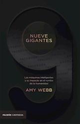 Libro Nueve Gigantes