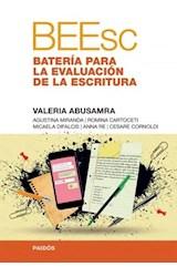 Test BATERIA PARA LA EVALUACION DE LA ESCRITURA