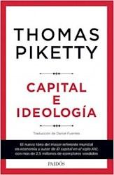 Libro Capital E Ideologia