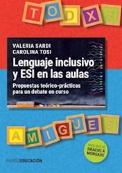 Libro Lenguaje Inclusivo Y Esi En Las Aulas