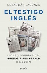 Libro El Testigo Ingles